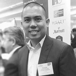Francis Penalba - Regional Director